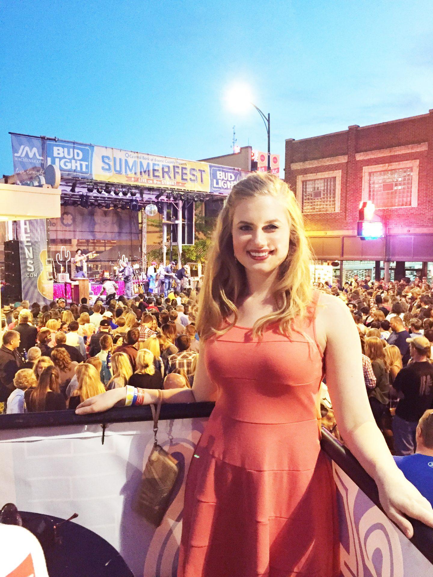 Kacey Musgraves Concert | Columbia, MO Summerfest