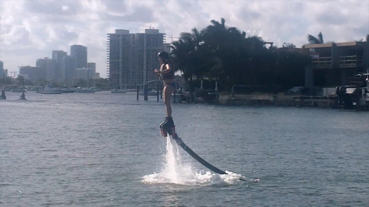 Fly Boarding