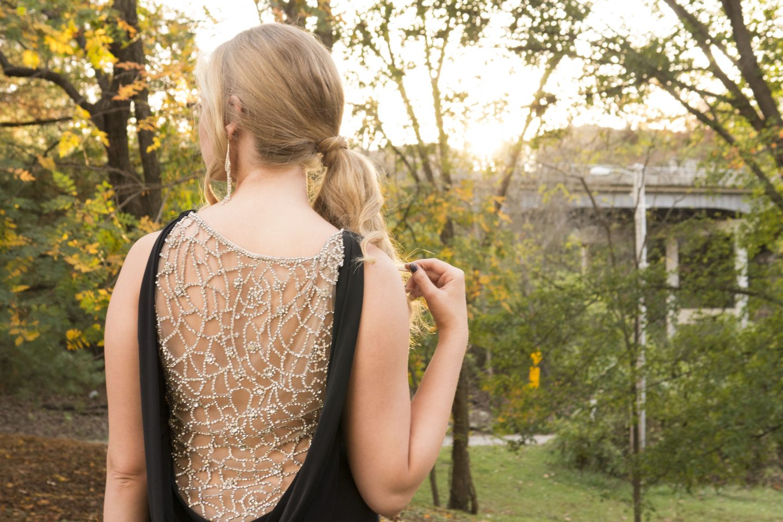 Glamorous Jovani Evening Gown