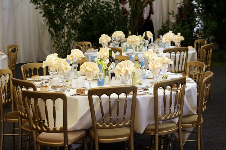 Wedding Reception Caterers.